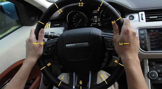 打方向盘的方法